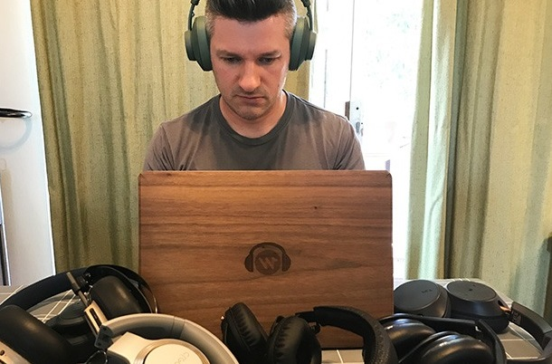 Over-ear or on-ear headphones for working at home3